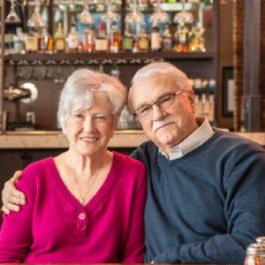 John and Margaret Farrell